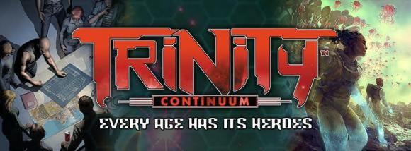 Trinty Continuum - Banner Graphik