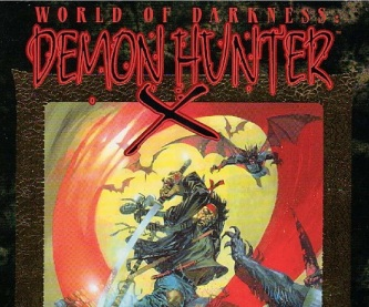 World of Darkness DemonHunter X Cover