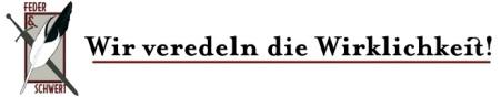Feder & Schwert Logo