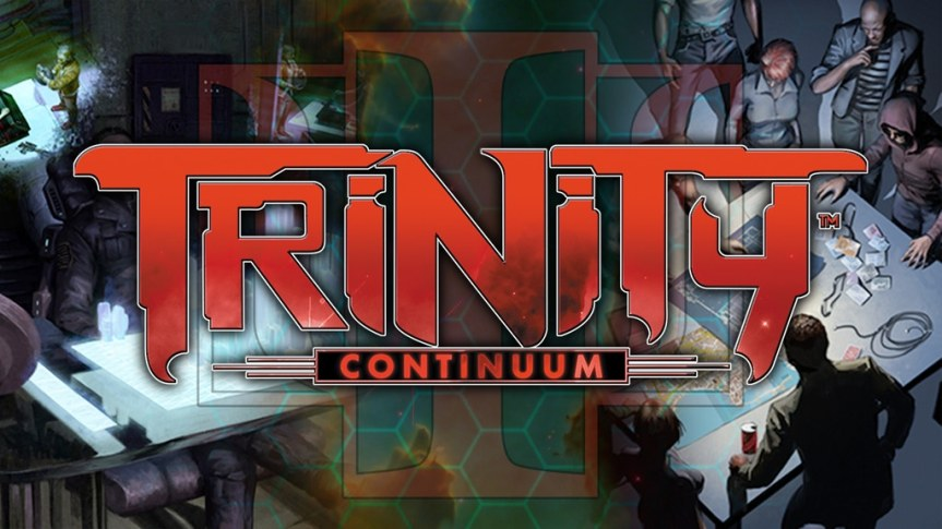 Kickstarter-Vorstellung: Trinity Continuum: ÆonRPG