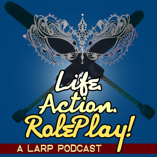 Podcast: Life Action Roleplay Logo