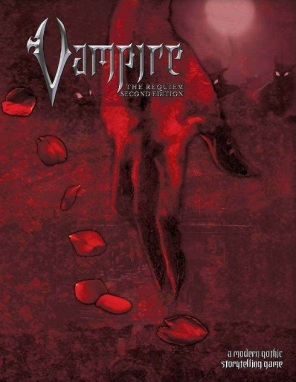 Vampire: The Requiem 2nd Edition Book Cover