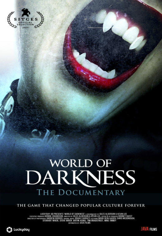Neues zur World of Darkness Dokumentation