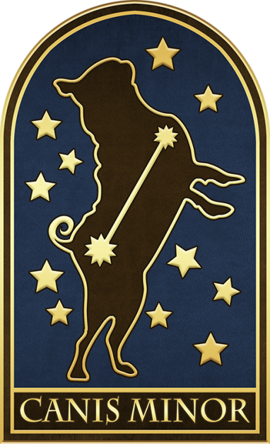 Canis Minor Logo (Fanwerk Programm von OPP)
