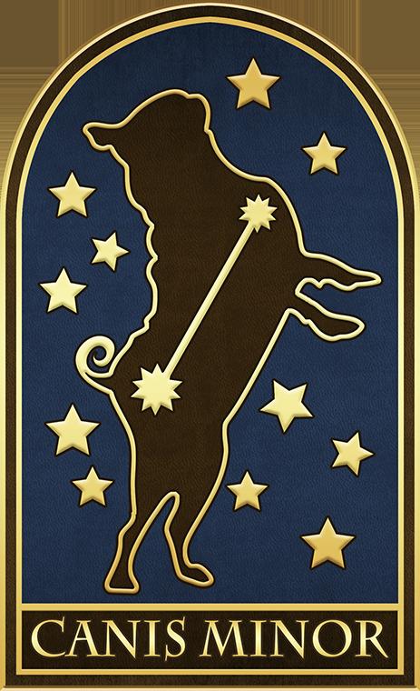 Canis Minor: Fan-Veröffentlichungen fürPugmire