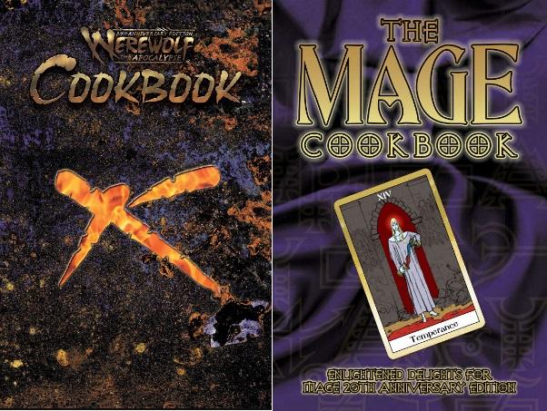 Kulinarische Welt der Dunkelheit: Kochbücher für Werwölfe (UndMagier)