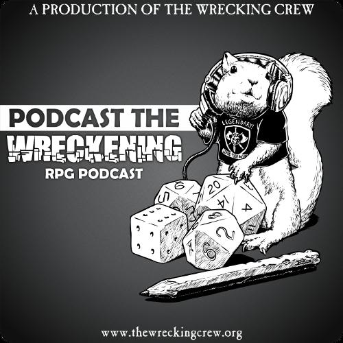 Podcast: The Wreckening Logo