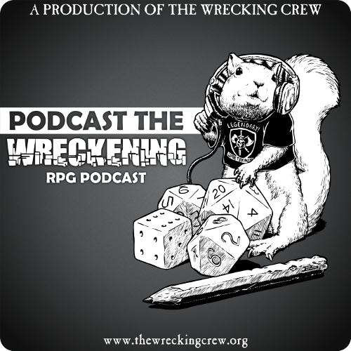 Podcast: The Wreckening Logo