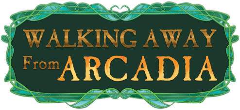 Walking Away From Arcadia Podcast Logo