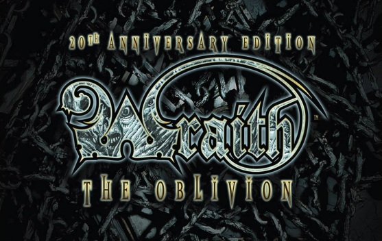 Wraith: The Oblivion 20th Anniversary Edition Logo