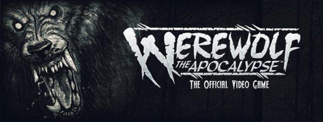 Werewolf: The Apocalypse Logo des Videospiels von FocusHome & Cyanide