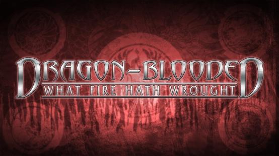 Monday Meeting Notes - Onyx Path Publishing - Dragon Blooded Logo