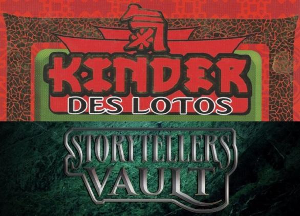 Storytellers Vault - Kinder Des Lotos: Cover Mixup
