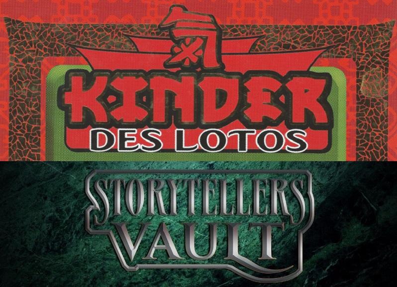 Storytellers Vault: Kinder des LotusFreischaltung