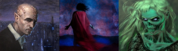 Vampire Elder Network - Februar Newsletter - Lost Kindred Set