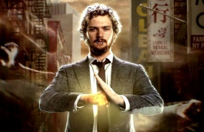 Immortal Ironfist - Modifiziertes Bild zur Netflixserie