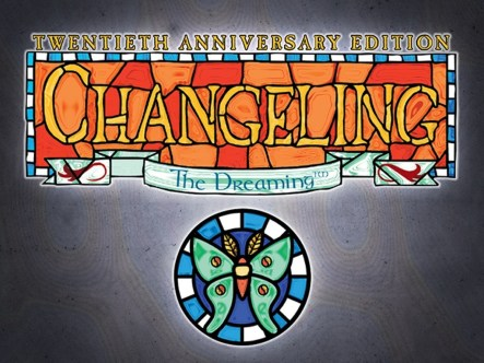 Logo zur Twentieth Anniversary Edition Changeling The Dreaming
