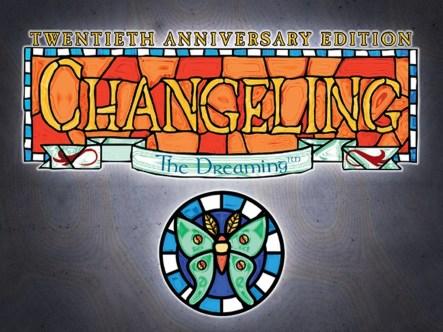 Logo zur Twentieth Anniversary Edition Changeling The Dreaming