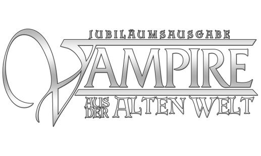 Jubiläumsausgabe: Vampire aus der Alten Welt - Logo von Ulisses Spiele GmbH