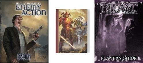 Frisch Veröffentlicht - 06 - 18 April - Onyx Path Publishing