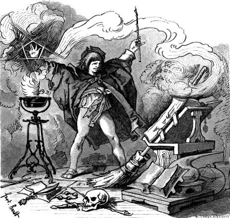 Krieg der Clans - Tremere - Zauberlehrling
