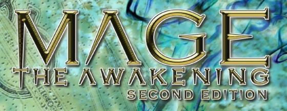 Mage: The Awakening 2te Edition Banner / Logo
