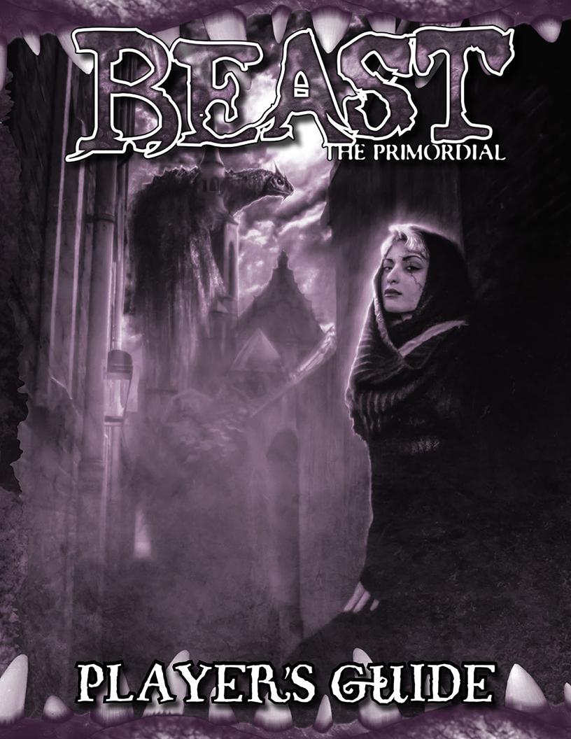 Blog-Artikel (EN): Geschichten dem Beast: Player's Guide & Ein HorrorspawnCharakterbogen