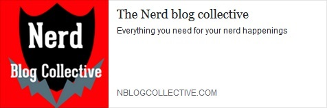 Nerd Blog Collective Podcast Logo