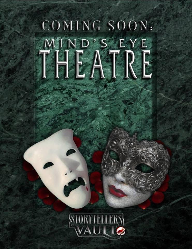 News-Happen (EN): Mind's Eye Theatre im Storytellers Vault und Zurück in die WoD-Vergangenheit