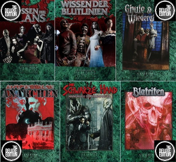 Ulisses Vampire Crowdfunding, Methusalem - Deluxe Edition