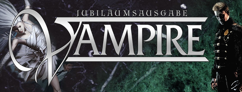 Ulisses Crowdfunding – Vampire: Die Jubiläumsausgaben