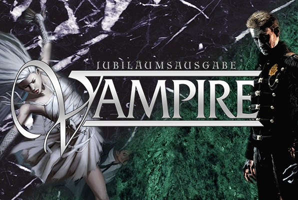 Ulisses Vampire Crowdfunding: Wie man kriegt, was man will!