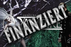 Jubiläumsausgaben Vampire Banner Ulisses Spiele FINANZIERT!
