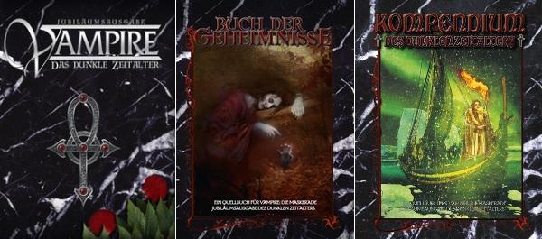 Ulisses Vampire Crowdfunding, Neugeborener - Alle neuen VDZ Bücher