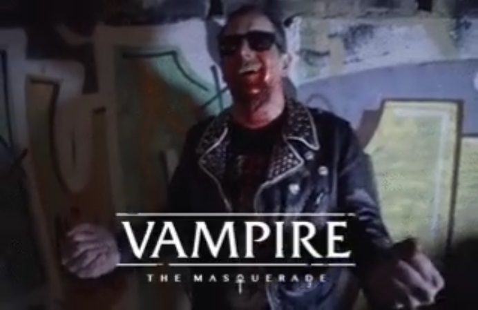 Morgen geht's los & Vampire Video & V5 Preise & WorldOfDarkness.com Update