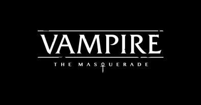 Vampire: Die Maskerade 5te Edition - Offizielles Logo / Schriftzug