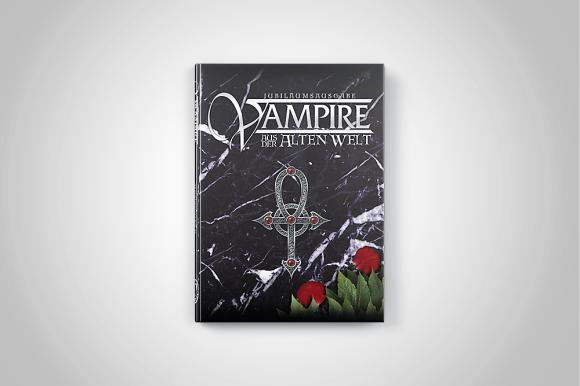 Jubiläumsausgabe: Vampire aus der Alten Welt (VDA20) Deutsches Cover von Ulisses Spiele