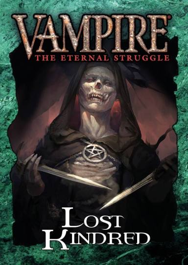 Vampire. The Eternal Struggle - Lost Kindred