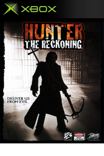 Hunter: The Reckoning Videospiel für die XBox One