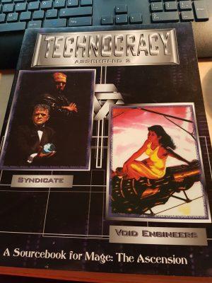 Neue Abenteuer - Technocracy Syndicate (Magus: Die Erleuchtung)