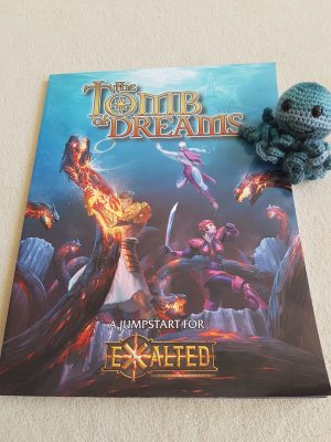 Neue Abenteuer - The Tomb Of Dreams (Exalted 3rd Schnellstarter)
