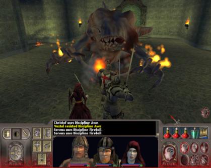 4Players.de - Vampire: The Masquerade - Redemption - Screenshot