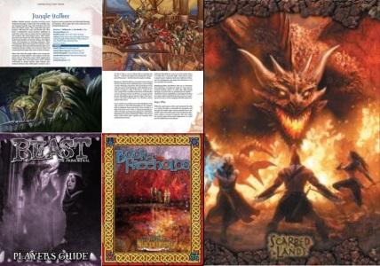 Frisch Veröffentlicht - Onyx Path Publishing - April bis März