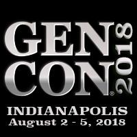 Gen Con 2018 Logo