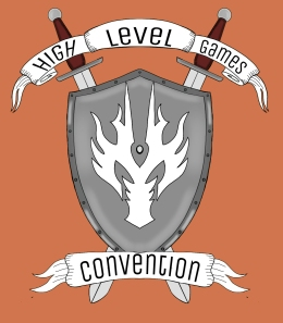 High Level Games Convention - Logo