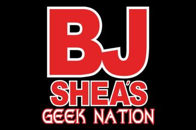 BJ Shea's - Geek Nation - Podcast Logo