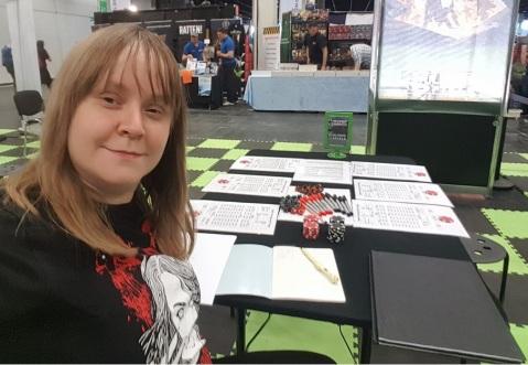 RPC2018 - V5 Alpha - Selfie vor Convention Beginn