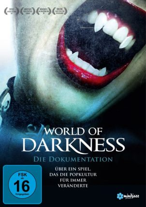 RPC2018 - World of Darkness Documentary DVD-Cover von Mindjazz