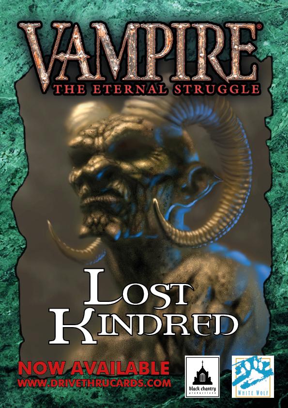 Vampire: The Eternal Struggle istzurück!