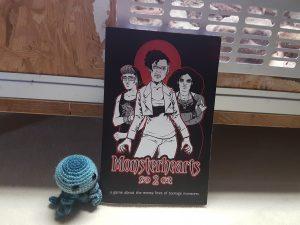 Blog Artikel - Neue Abenteuer - Monsterhearts 2 mit Tentakelplüschi